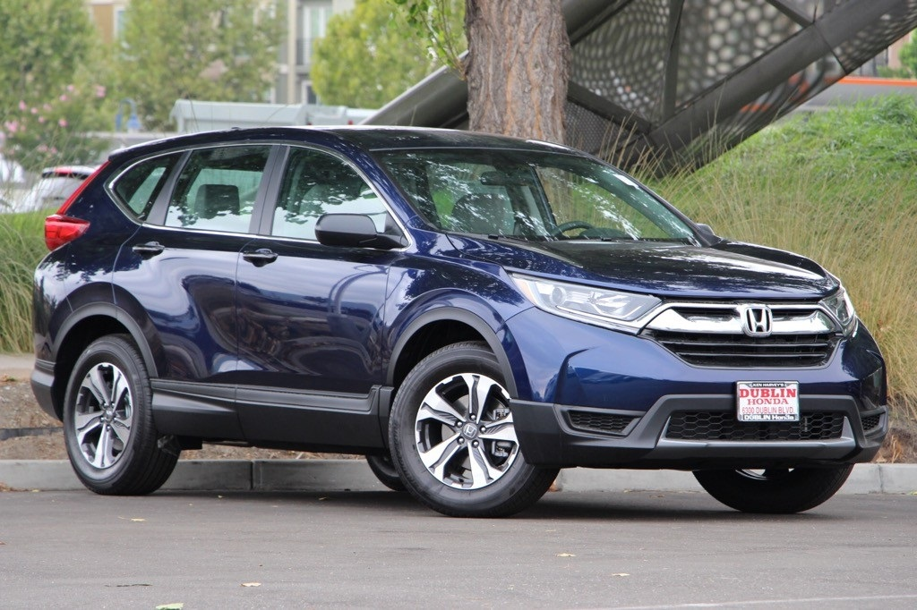 Honda Roadside Assistance >> New 2017 Honda CR-V in Obsidian Blue Pearl | Dublin Honda